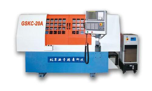 海普瑞森gskc-20a高精度双轴数控车床产品说明