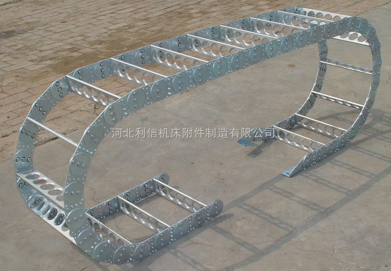 TL系列耐磨消音型穿线钢制拖链