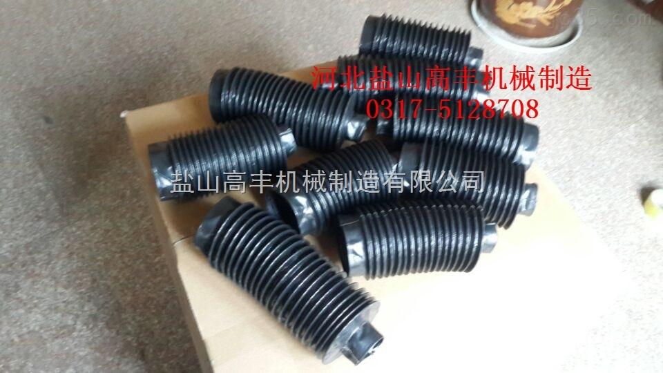 丝杠防护罩 圆筒防尘罩 机床保护套 机床附件厂