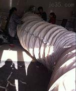 吊环式耐压帆布输送布袋