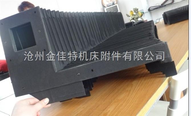 耐高温风琴式防尘罩厂家,风琴式防护罩实时