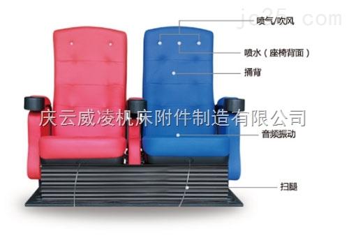 5D7D影视椅伸缩防尘罩