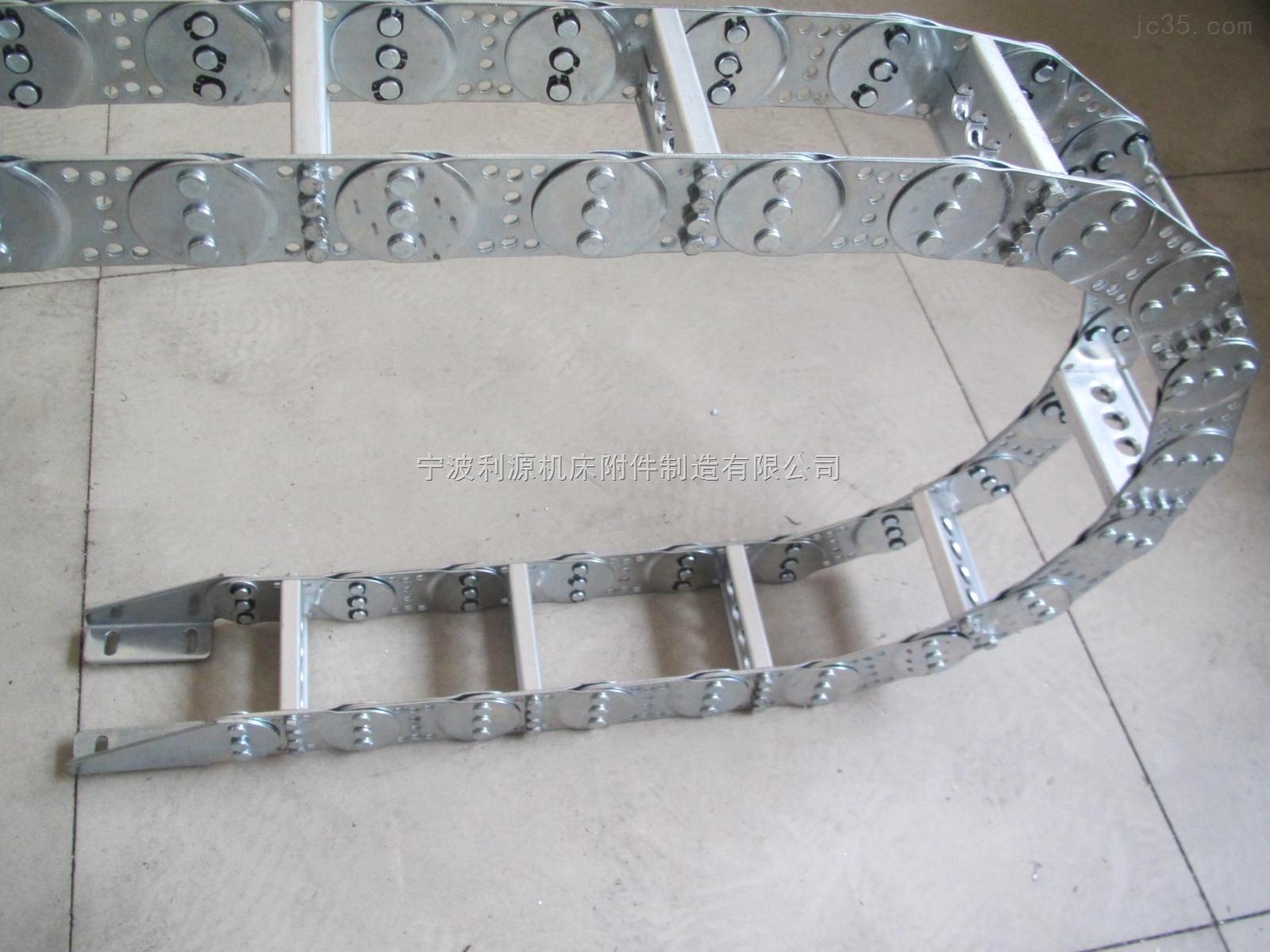 西安钢铝穿线拖链