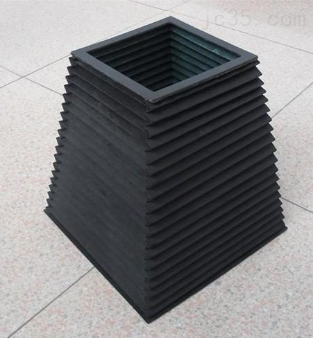 伸缩式柔性风琴防护罩