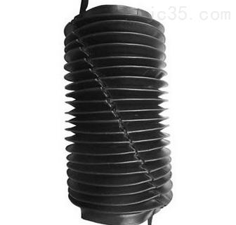 圆筒拉链式丝杠防护罩