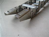 焊接机器人穿线不锈钢拖链