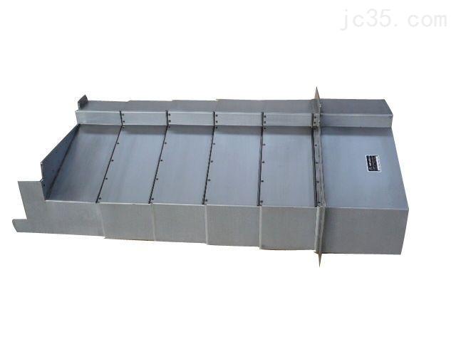 CNC伸缩钢板防护罩定做