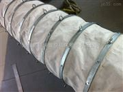 吊环式水泥散装机帆布伸缩布袋---
