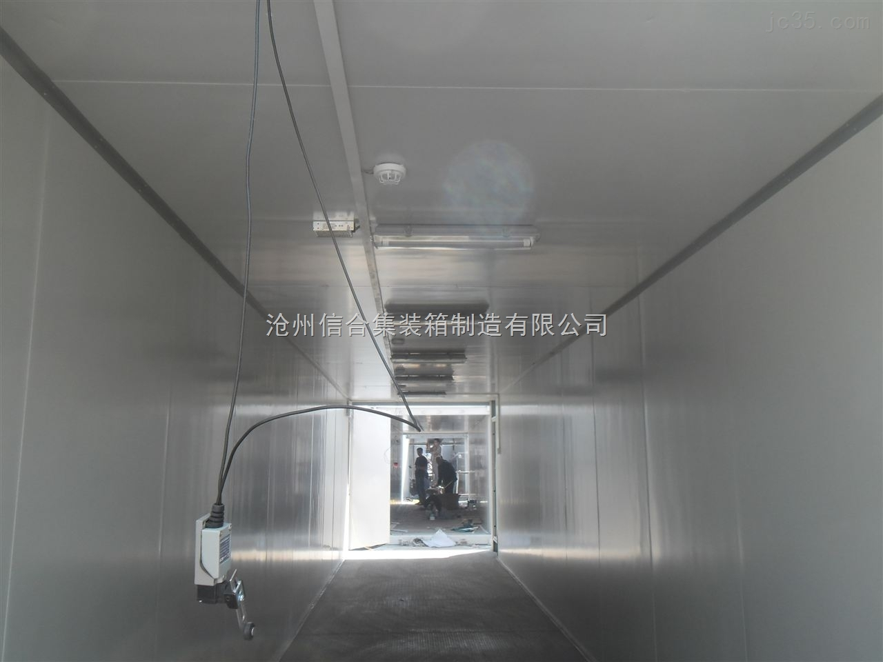 保温设备集装箱