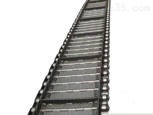 排屑输送机碳钢链板