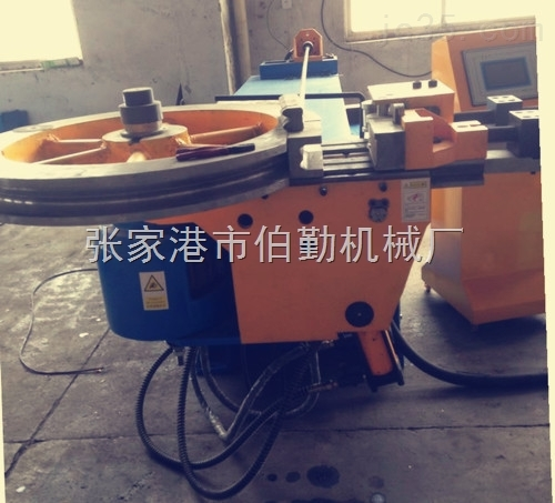 弯管机DW-75NC液压自动型弯管机