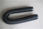 黑色防水帆布油缸防尘罩 定做各类丝杆 油缸防尘罩
