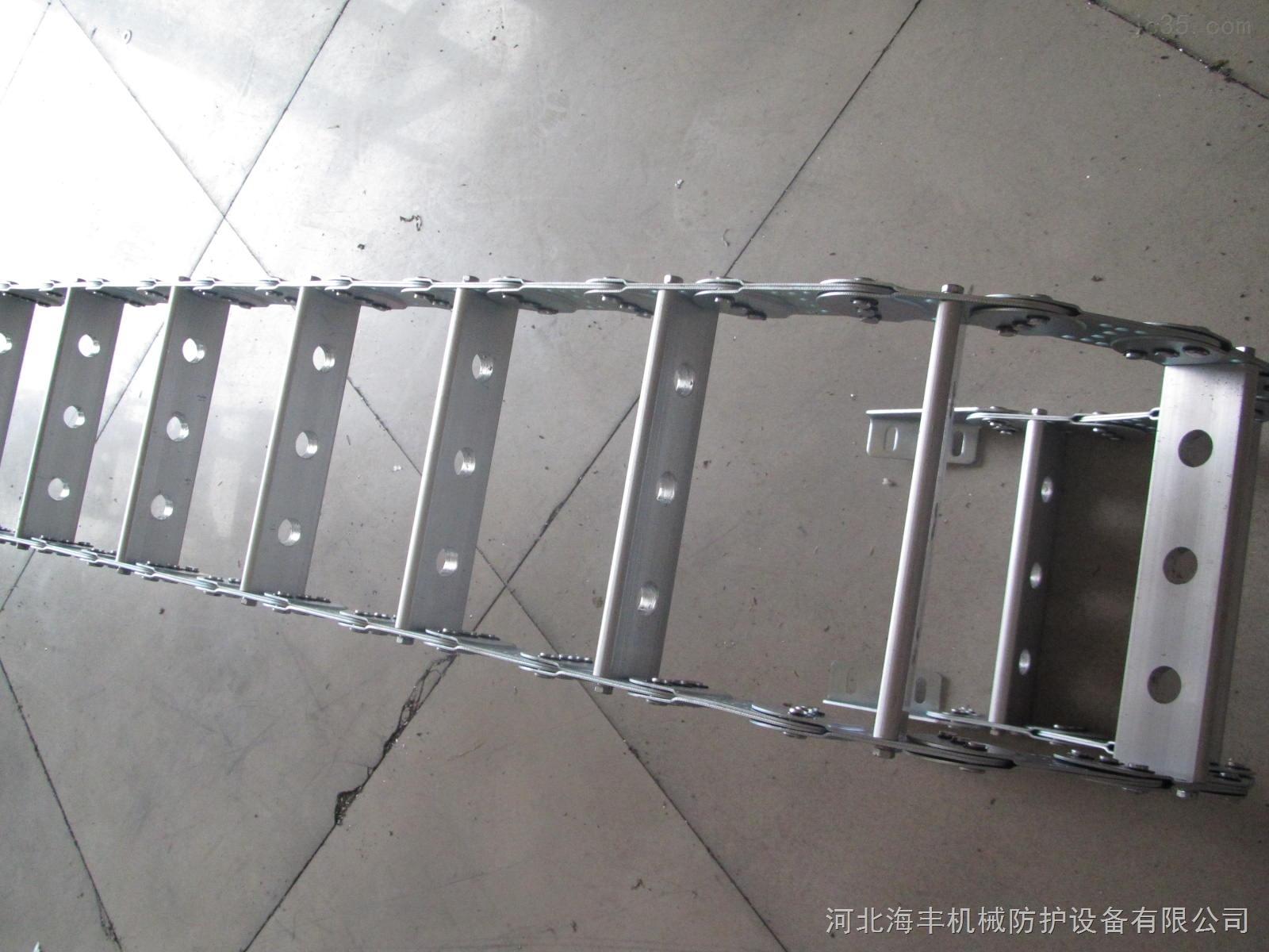 线管保护TLG100型钢铝拖链