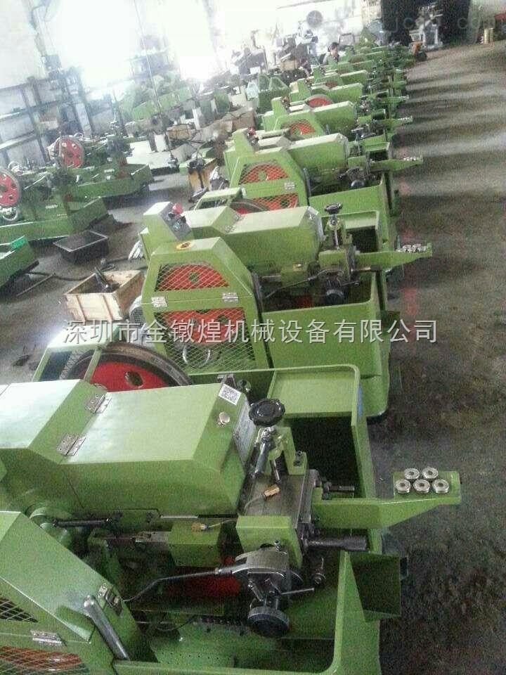 武汉螺丝厂生产螺丝机器首选金镦煌