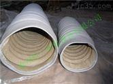 耐温300度圆形伸缩软管厂家定做
