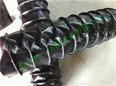 黑亮布拉链式丝杠防护罩安装、拆卸方便