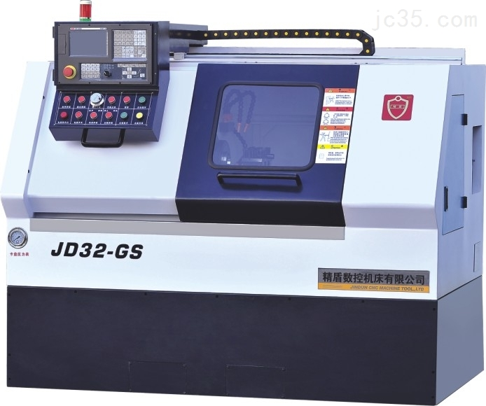 JD32-GS Line Rail High Speed CNC Machine Tool