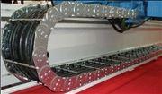 大型框架式穿线钢制拖链