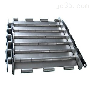 无锡不锈钢排屑机链板特性 冷轧钢板排屑机链板厂家