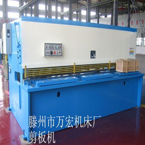 QC11Y-系列液压闸式剪板机