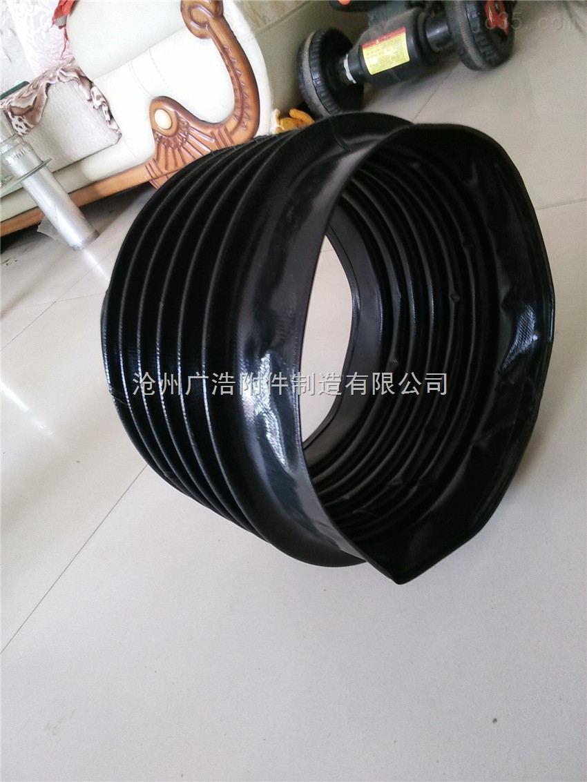 耐温伸缩丝杠防护罩专业生产