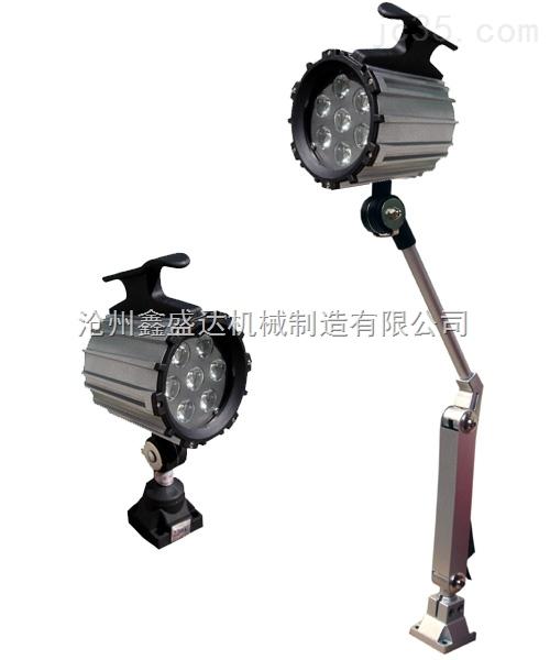 厂家专业生产各种机械设备专用机床照明灯机床工作灯厂家