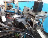 专利三联接线盒自动冲孔机/一机多用冲底孔