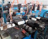 86双联盒-三联PVC接线盒自动冲孔机-可方便更换模具