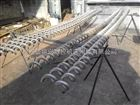优质方钢式排屑机螺旋杆