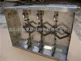 机床外防护专业制造厂家 机械外部钢板钣金防护罩加工 配套