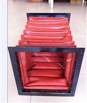 红色硅胶矩形耐高温软管