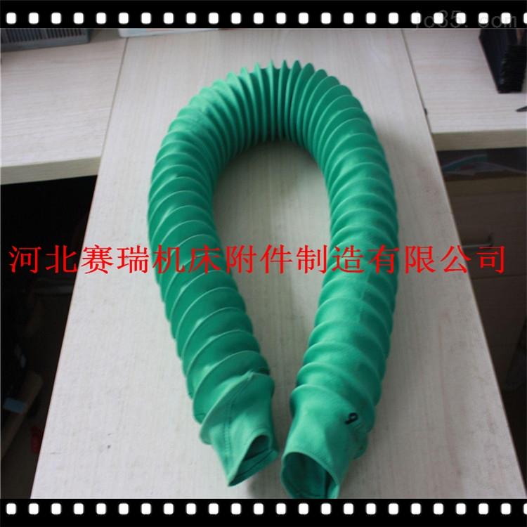 耐高温丝杠防护罩