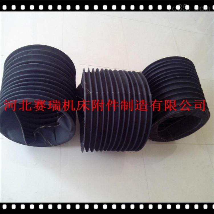 机床耐高温伸缩丝杠防护罩