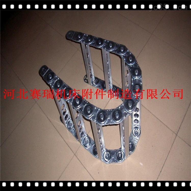 钢制拖链不锈钢穿线缆拖链包邮