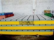 T型槽平板平台系列生产标准