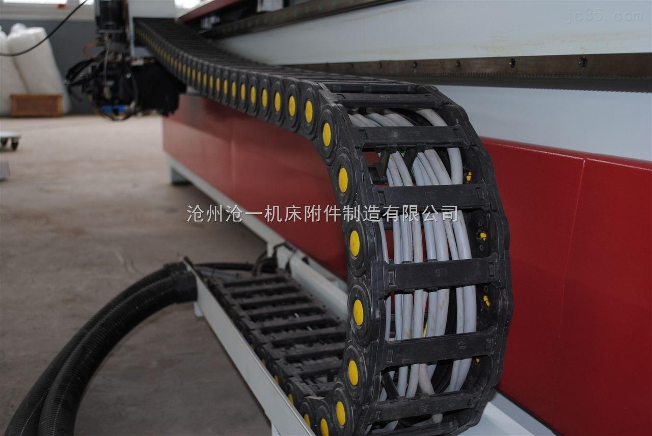 宿州拉齿机全封闭式塑料拖链生产厂