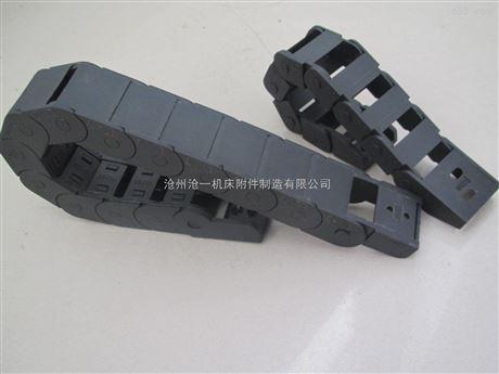 石材大切机线缆工程拖链