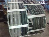 整体式载重能源穿线钢铝拖链