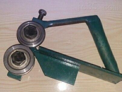 铁皮橹边机 铁皮起线机  铁皮轧边机