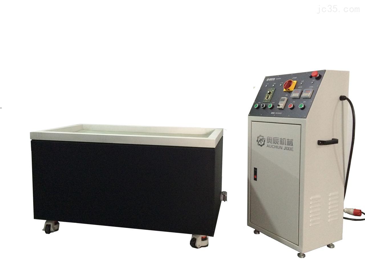 平移磁力抛光机用途及适用行业