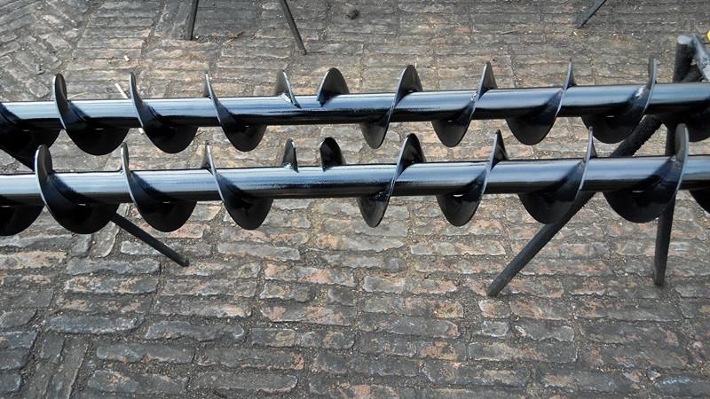 亿达订做各型号螺旋叶片 不锈钢绞龙叶片