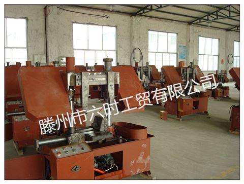 GT4220A小型液压带锯床-出口带锯床厂家