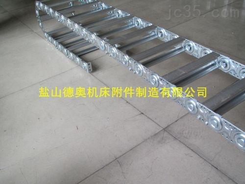 烟台清障车线缆导向不锈钢拖链定制厂家
