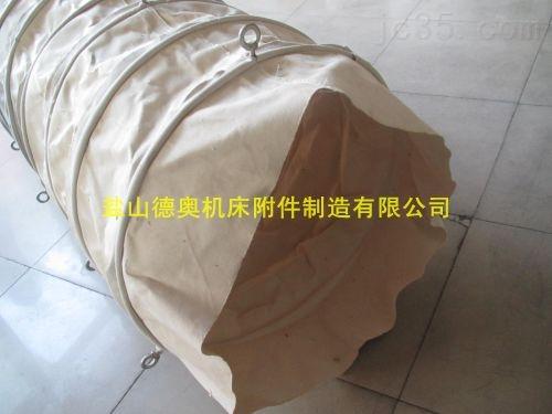 宁波专业订制450*1000水泥厂卸料输送帆布袋厂家