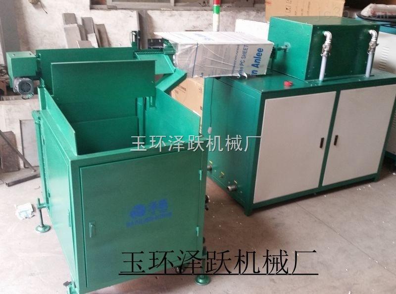 超音频炉自动送料机|无规则圆棒料自动整列上料装置
