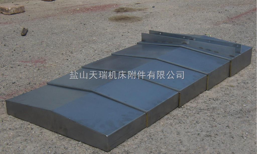 龙门铣床立柱钢板钣金防护罩来图来样制作