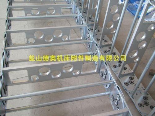 TL125III射芯机线缆牵引钢制拖链生产厂家