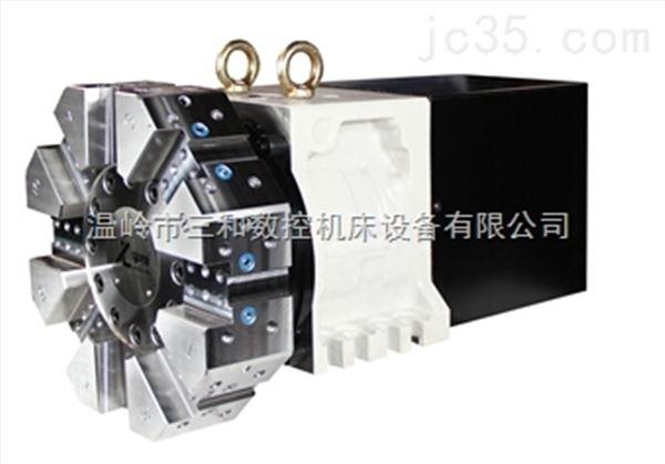 SH100数控伺服刀塔