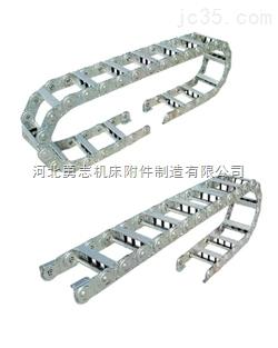 易拆装不变形机床钢铝拖链