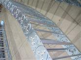 大型长距离钢制导线拖链
